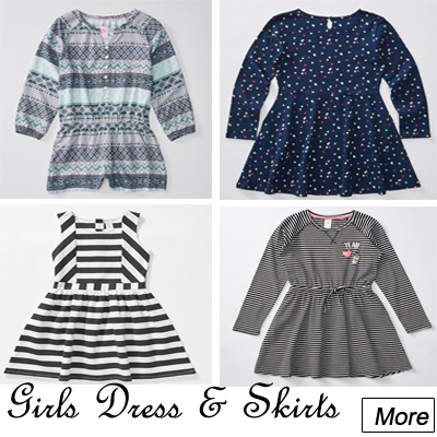 Girls Dress & Skirts