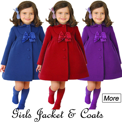 Girls Jacket & Coats